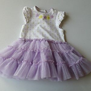 Little Me Girls dres size 24 M